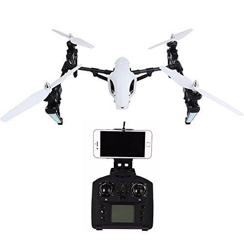 Kingtoys Q333-B Quadcopter Wifi Fpv with 0.3MP Camera,Wltoys Q333-B 2.4GHz 4CH 6 Axis Gyro RC Drone Rtf Aircraft