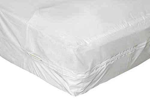 Fabugears camp heavy duty vinyl fitted and comfortable mattress cover pad with zipper ,waterproof,daybed size - Camp Daybed