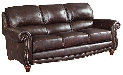 Coaster 504691 Home Furnishings Sofa, Burgundy