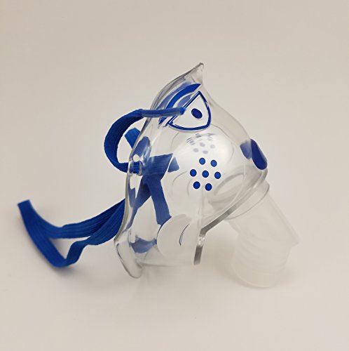 Pediatric Dog Mask with Pen Included (2 Pack)