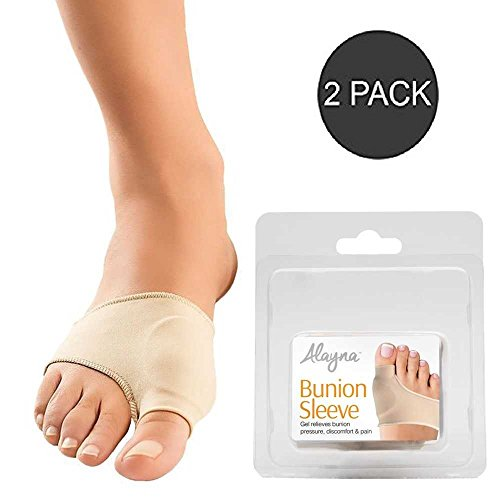 Bunion Corrector Relief Sleeve Bunion Pads With Gel Cushion For Men And Women   Orthopedic Bunion Splint Protector Toe Separators Straighteners Spacers   Hallux Valgus Brace  Big Toe Joint  Hammer Toe