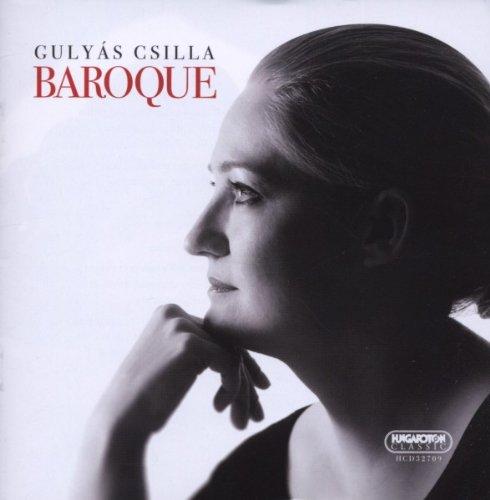 Gulyas Csilla Baroque Harp