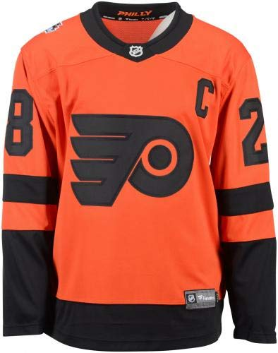 Claude Giroux Philadelphia Flyers Autographed 2019 Stadium Series Fanatics  Breakaway Jersey - Fanatics Authentic Certified at Amazon s Sports  Collectibles ... 31879aeed