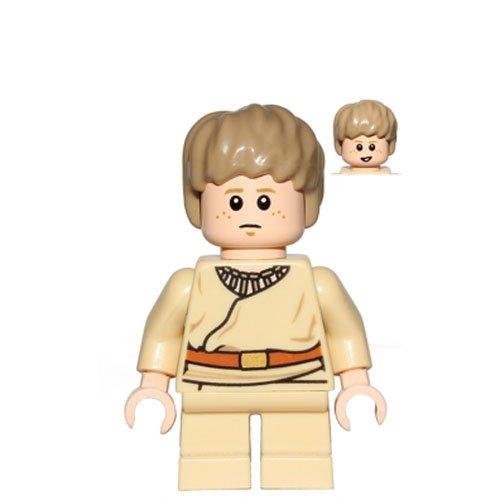 LEGO Minifigure - Star Wars - YOUNG ANAKIN SKYWALKER