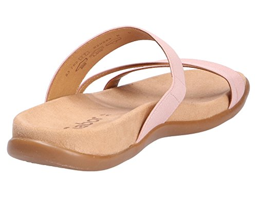 Femme Gabor Gabor Mules Pour Rose Mules 1YzPqUv