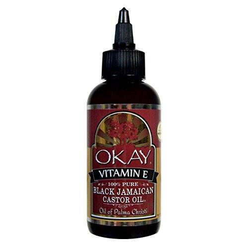 okay jamaican black castor oil - 5