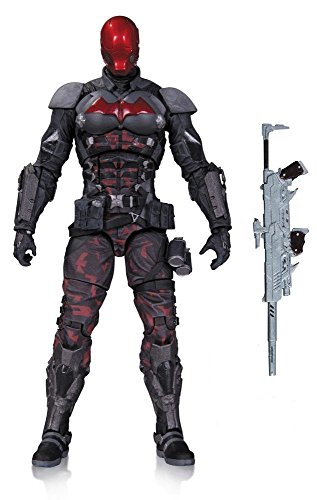 (DC Collectibles Batman: Arkham Knight: Red Hood Action)