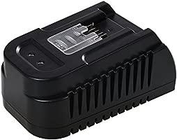 GMC 458065 Cargador de Batería 1 W, 18 V: Amazon.es ...