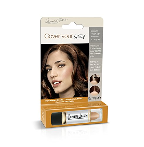 Cover Your Gray for Women Touch Up Stick Light Brown/Blonde, 0.15 oz (0.15 Ounce Stick)