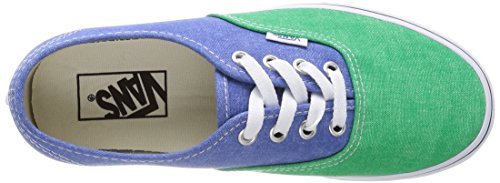 Fern Campanula Multicolour Vans Green Authentic wgRwTqvX