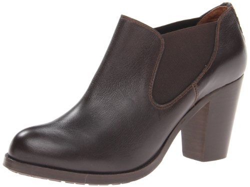 Ariat Mujeres Geneva Zapato Negro Nuez