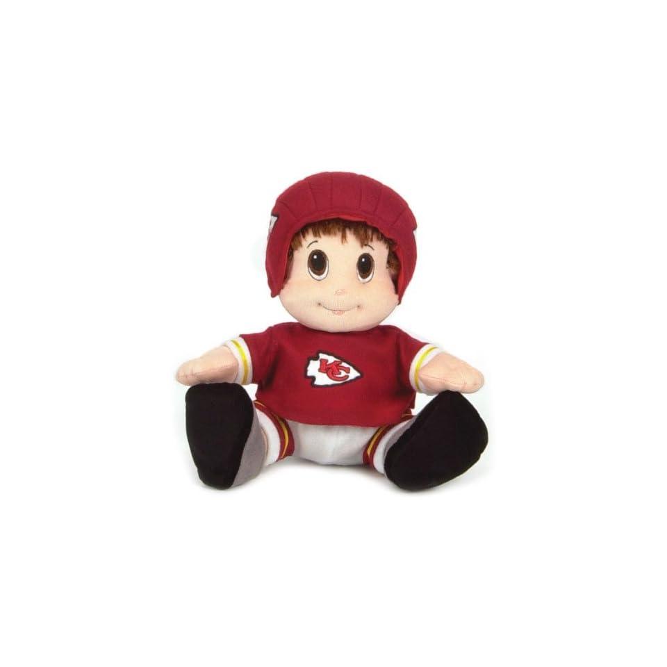 BSS   Kansas City Chiefs NFL Plush Team Mascot (9)