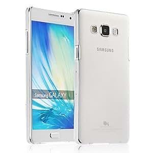 WQQ caso transaparent negro para Samsung A5 / A500 / A5000 / a500f / a5009 , Transparent