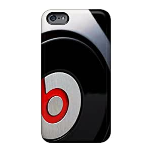 Apple Iphone 6s UkD3264bAlm Customized Realistic Beats By Dr Dre Skin Scratch Resistant Hard Phone Case -DeanHubley