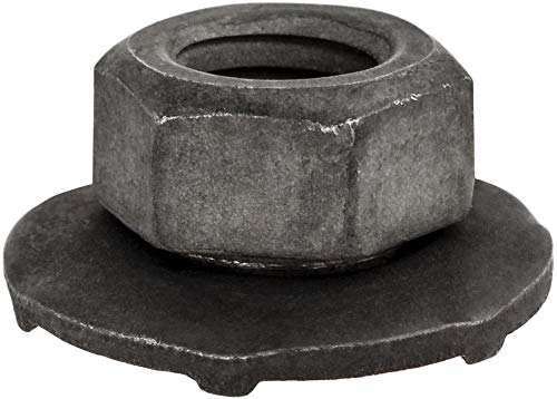 25 M6-1.0 Free Spinning Washer Nuts 16mm Washer O.D. ()