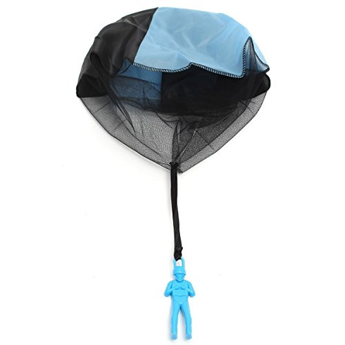 SZJJX Tangle Free Throwing Parachute Operated