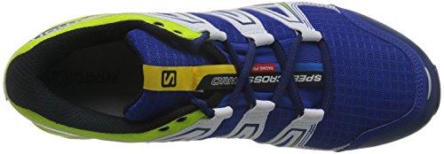 Depths lime De Homme Chaussures 4 Punch Web blue surf The Vario Trail Salomon Bleu Speedcross fCHqwBR