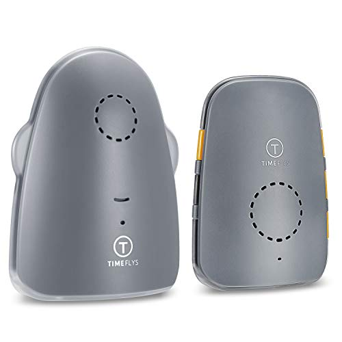 Audio Baby Monitor with up to 1000 Feet of Range
