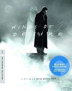 Wings Of Desire (Criterion) (Bilingual) [Blu-ray]