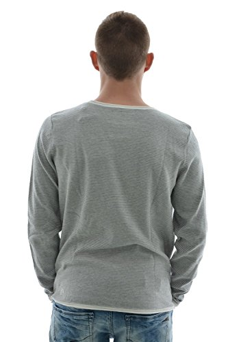 pull léger tom tailor 3018969 gris