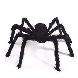 Gruselige Riesenspinnen Plüsch Halloween Horror