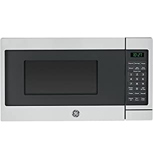 GE JES1072SHSS 0.7 Cu. Ft. Capacity Countertop Microwave Oven with Auto and Time Defrost, in Stainless Steel (B010RX8GVY) | Amazon Products