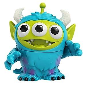 Disney Pixar Alien Remix Sulley Figure