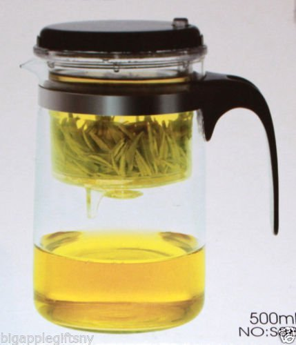 chantal orange tea kettle - 9