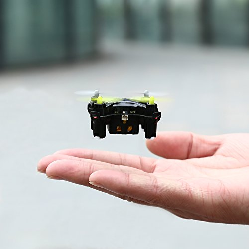 blade drones with Aukey Mini Drone With App Wi Fi Control One Key Landing Take Off Quadcopter With G Sensor Intelligent Fixed Altitude Hover 3 Speed Options on Concept Ships By Peter Blight additionally Dji Mavic Air Review Aerial Photographys Next Small Thing 73814 in addition 3d Print Drone furthermore E flite eflc3016 3s dc 3 5a lipo as well The History Of Drones And Quadcopters.