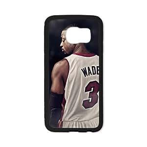Custom Dwyane Tyrone Wade Case for SamSung Galaxy S6 (Laser Technology)