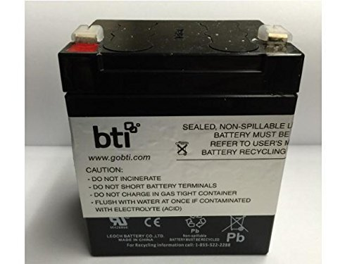 BTI RBC45-SLA45-BTI Replacement Battery #45 for APC UPS by BTI (Rbc45 Replacement)
