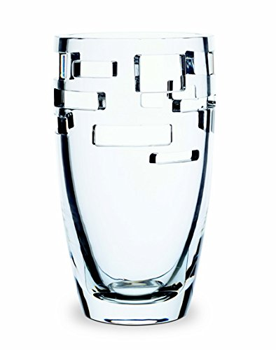 Baccarat Crystal Intangible Collection Window Huge Vase Limited Edition.