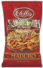 Chifles Plantain Chips (Chifles Plantain Chips Sweet Maduro 10oz)