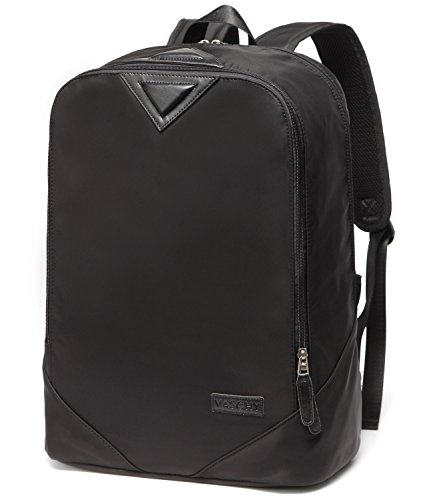 - Laptop Backpack for Men and Women,Vaschy Unisex Fashion Square Daypack Rucksack Bookbag for College School Backpack with Padded 15.6 inch Laptop Compartment