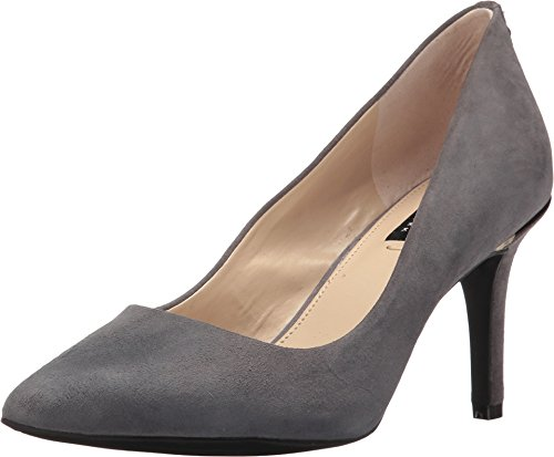 Kid Suede Pumps - 9