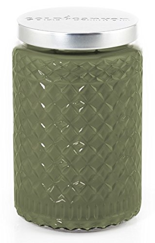 (Gold Canyon Candle - 26 oz Heritage Jar (What's His Name) ~ Notes of Bergamot, Fir Balsam & Sandalwood )