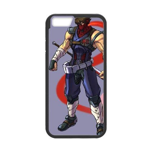 Strider 3 coque iPhone 6 4.7 Inch cellulaire cas coque de téléphone cas téléphone cellulaire noir couvercle EEECBCAAN04969
