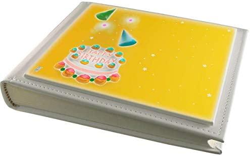 TANGARI - Álbum Dip cumpleaños, 21 x 16 cm, Piel sintética ...