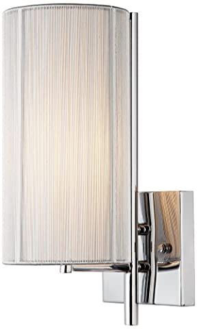 Possini Euro Silver String Shade 14