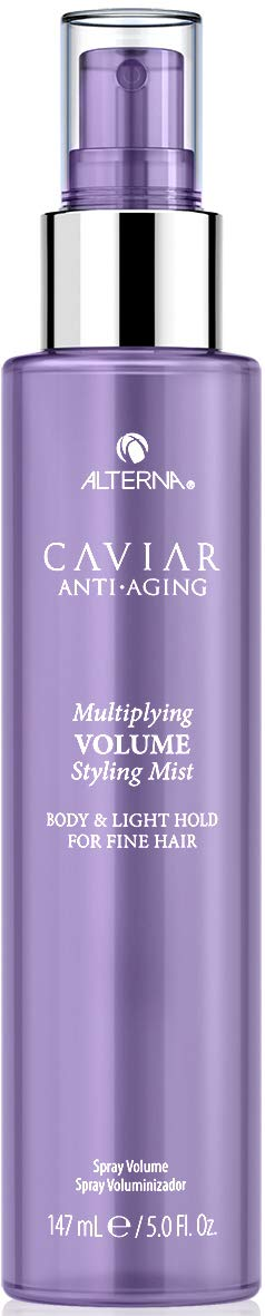 CAVIAR Anti-Aging Multiplying Volume Styling Mist, 5-Ounce by ALTERNA