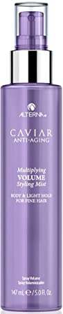 CAVIAR Anti-Aging Multiplying Volume Styling Mist, 5-Ounce
