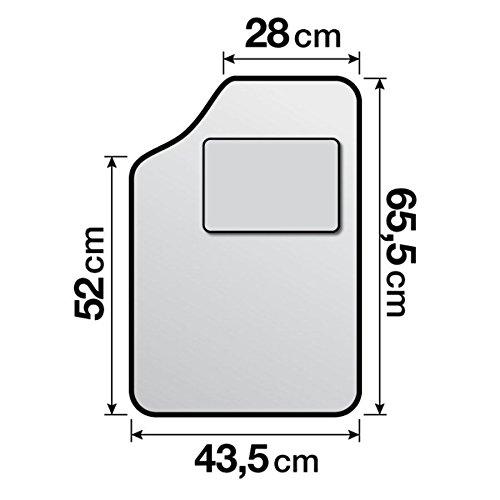 Tappeto Basic Taglia Unica 1pz