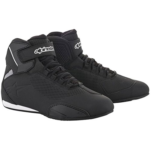 Alpinestars Men's 251561810105 Shoe (Black, Size 10.5)