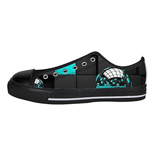 Ginnastica 3d I Stampa Lacci Custom Canvas Shoes Scarpe Di Le Sopra Delle Stereoscopica Men's Da Tela In Alto ZF1f5qA