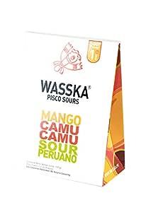 Mango Camu Camu Sour Mix Wasska 125g: Amazon.es: Alimentación y ...
