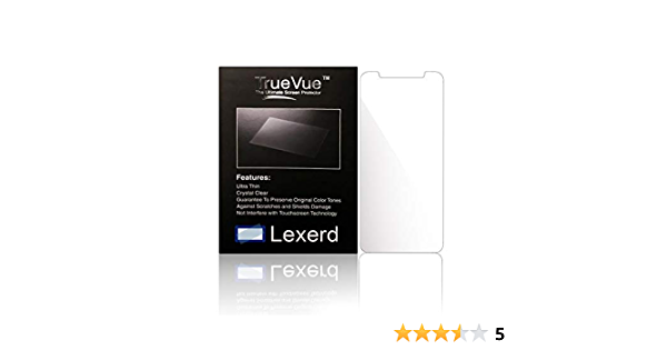 Compatible with Sony DCR-DVD300 TrueVue Anti-Glare Digital Camcorder Screen Protector Lexerd