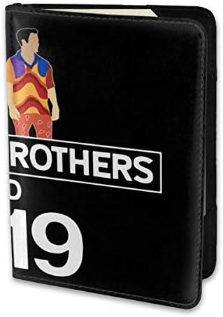 ジョナス・ブラザーズ Jonas Brothers パスポートケース メンズ レディース パスポートカバー パスポートバッグ 携帯便利 シンプル ポーチ 5.5インチ PUレザー スキミング防止 安全な海外旅行用 小型 軽便
