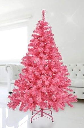 Rosa Weihnachtsbaum.Spetebo Künstlicher Weihnachtsbaum 150cm In Rosa Mit Metallständer