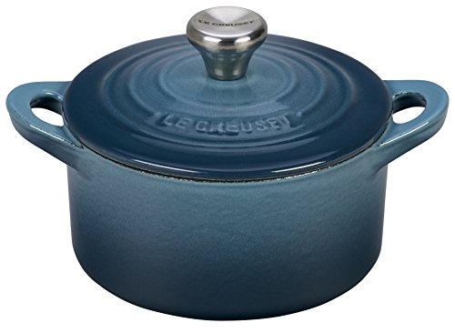 Creuset Enameled Cocotte Stainless Steel product image
