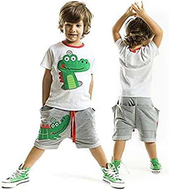 Denokids Baby Clothing Set For Boys
